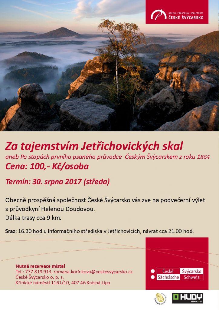 Za tajemstvím Jetřichovických skal 1